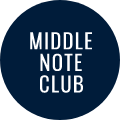 MIDDLE NOTE CLUB 로고